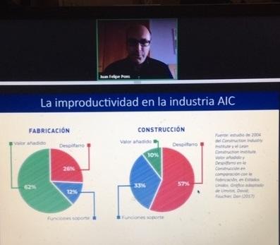Masterclass LEAN Construction y la planificación colaborativa. Metodología LPS