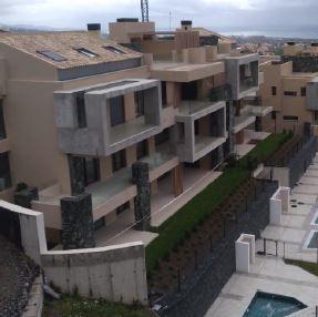 Viviendas complejo residencial Olivos 3ª fase